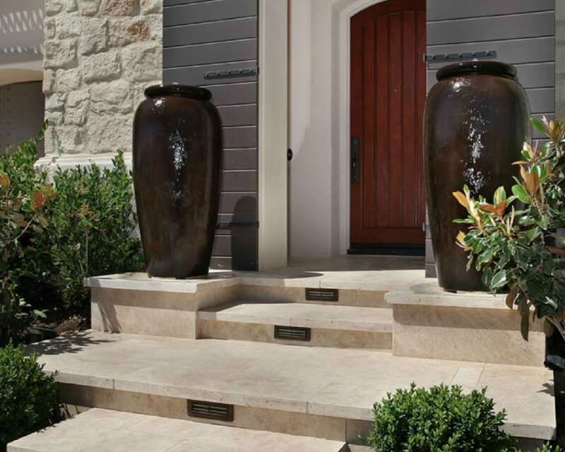 "Outdoor Oasis: Best Travertine Tile for a ""Co"