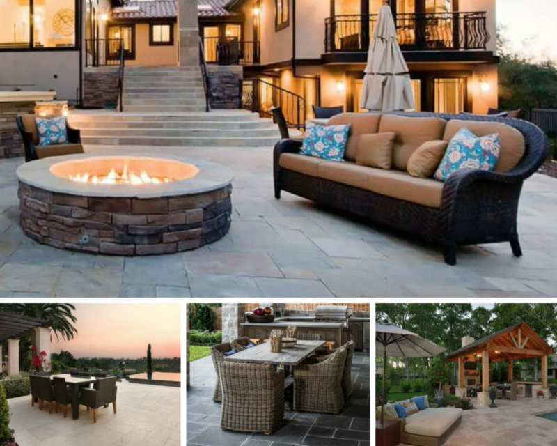 Outdoor Oasis: Travertine or Slate – Which Ou