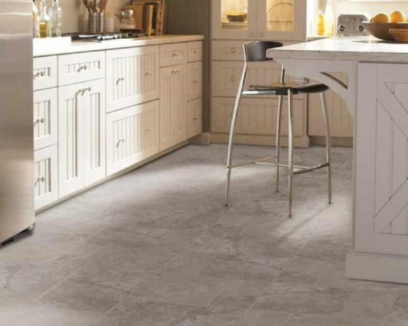 Travertine Look Porcelain Tiles That