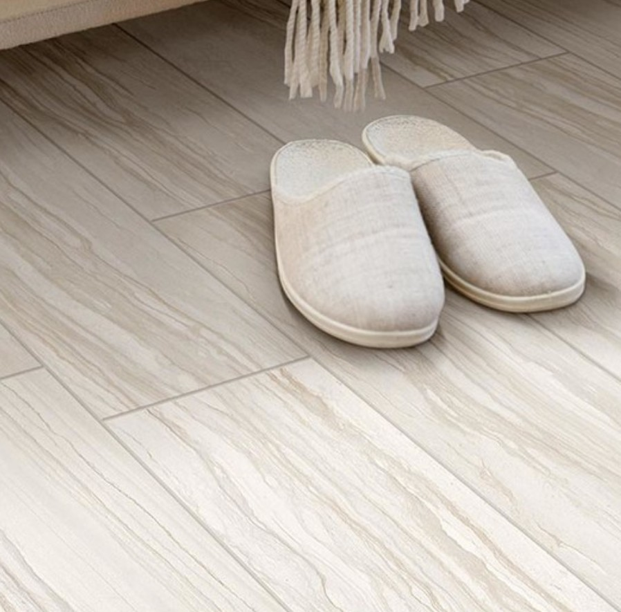 Fall In Love With A Porcelain Tile Bedroom Floor