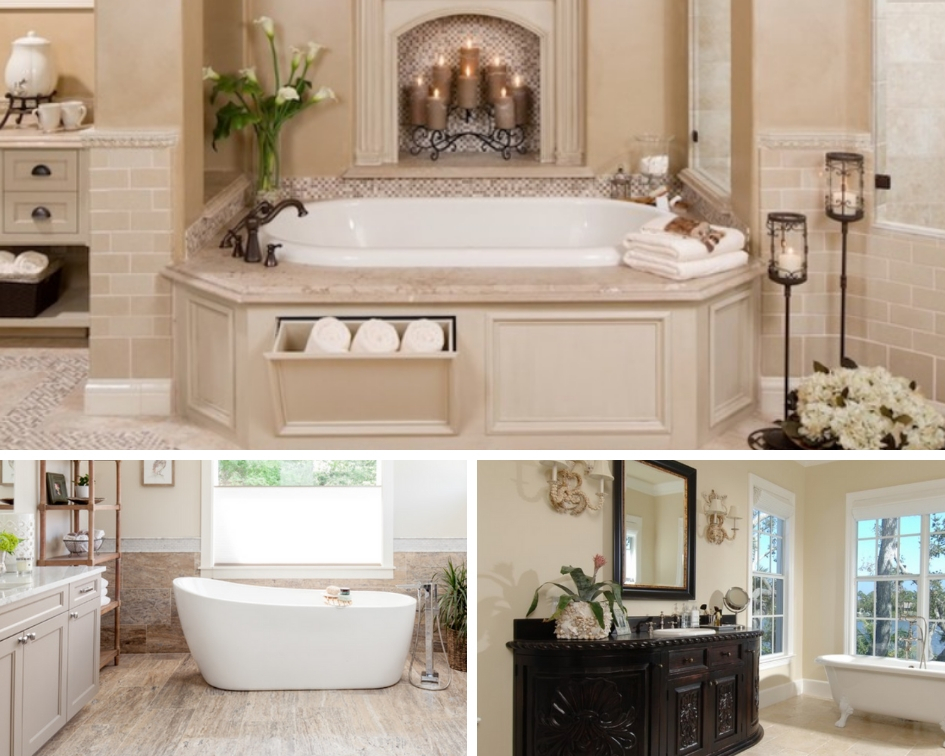 natural travertine bathroom floors redefine luxury