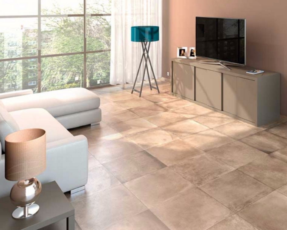 These Cement Porcelain Tiles Will Change Your