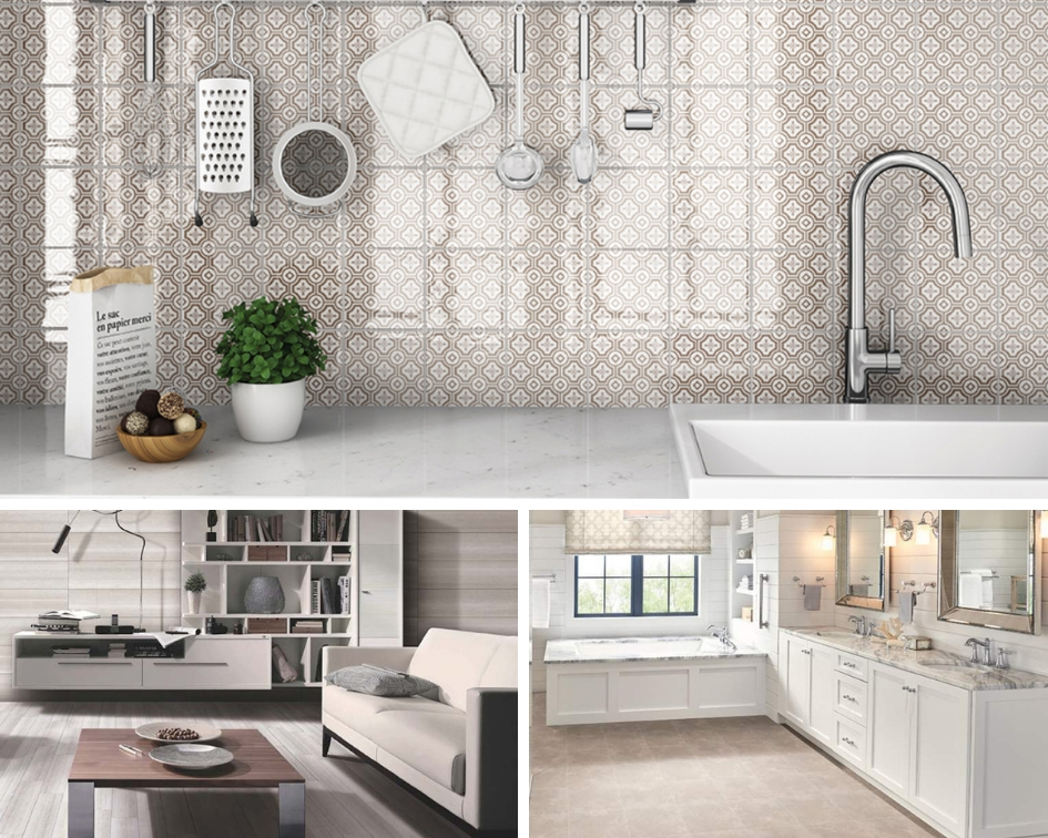 What's New With Ceramic Tile