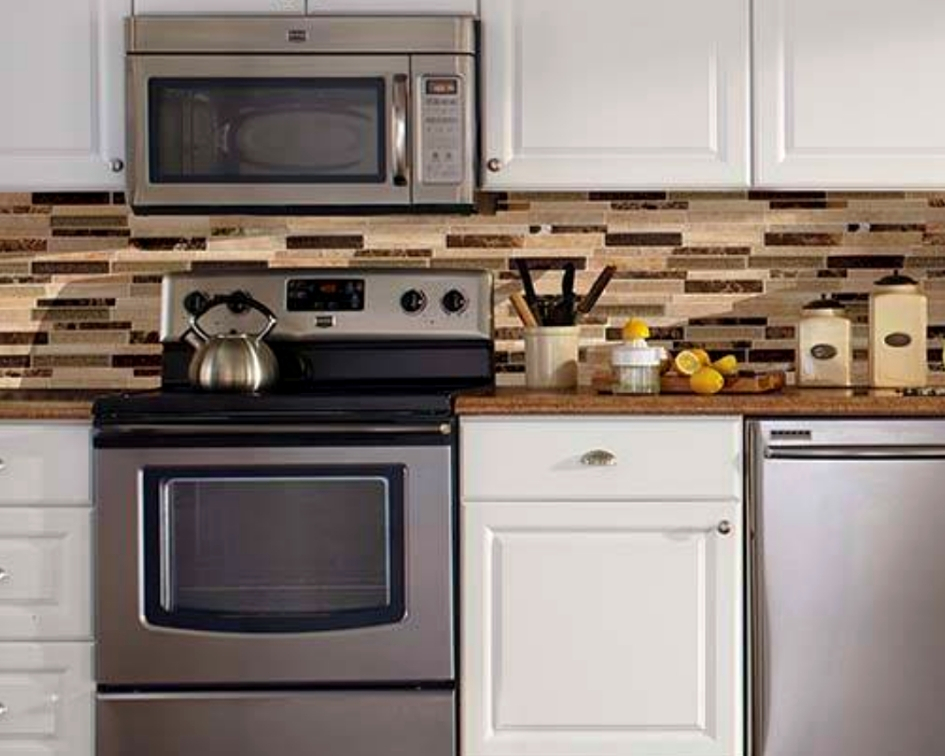 Kitchen Backsplash Tiles That Are A Cinch To Keep Clean