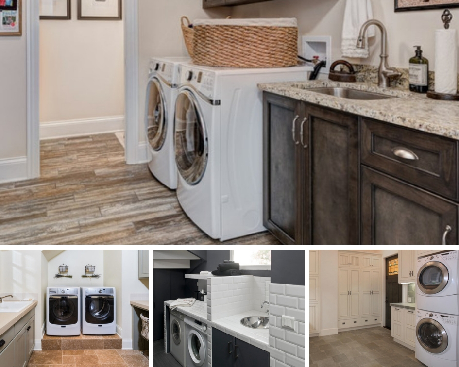 laundry and mudroom porcelain tiles