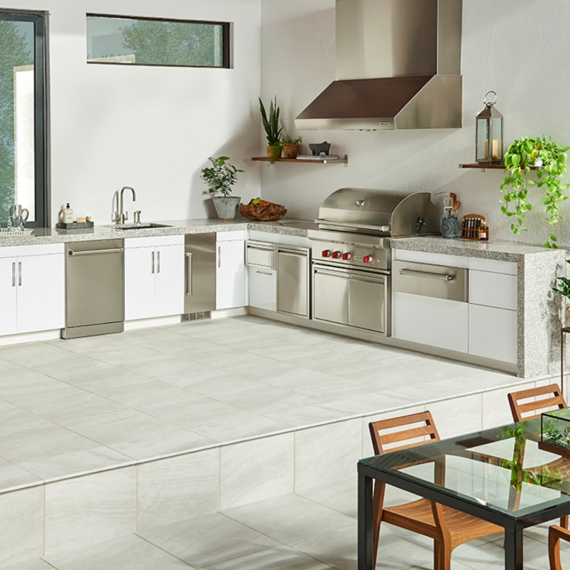Fresh Kitchen Looks With Timeless Granite