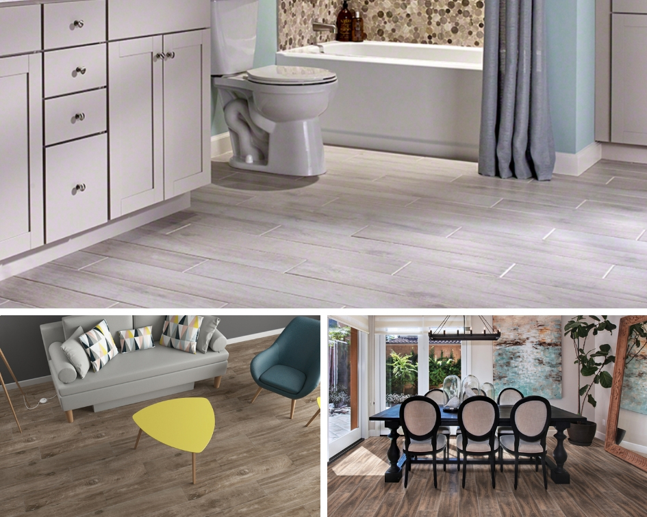 You Won't Believe This Porcelain Tile Isn't R