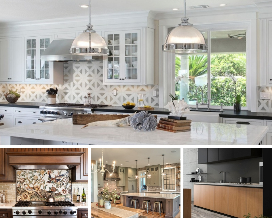 10 Kitchen Backsplash Inspirations To Take Your Design Up A Notch
