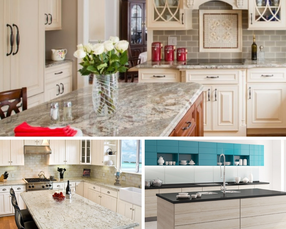 the history of granite countertops in the america