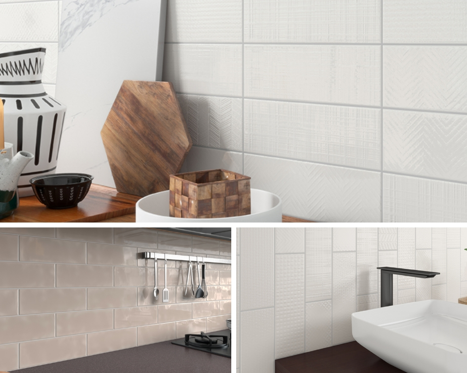 Our Urbano Ceramic Tile Collection Makes A St