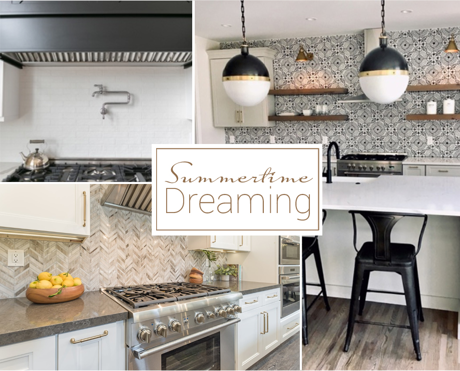 Drool-Worthy Instagram Kitchens For Summertime Dreaming