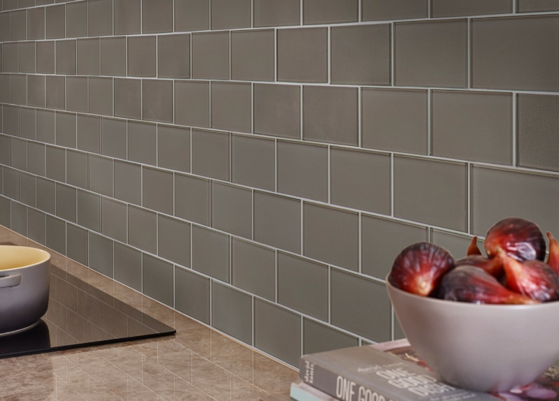 Choose The Perfect Backsplash Tile With This