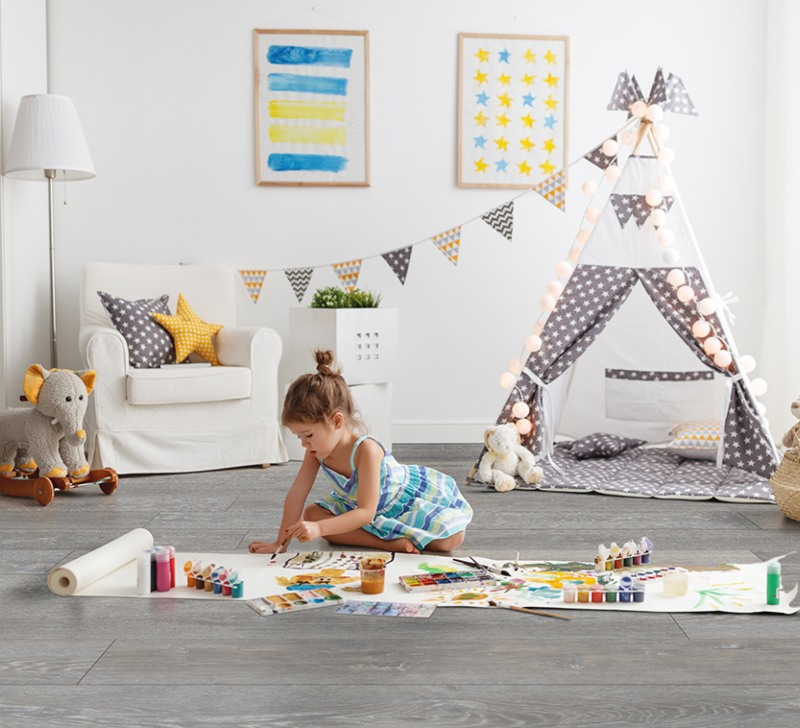 safe+luxury+vinyl+tile+for+kids+room