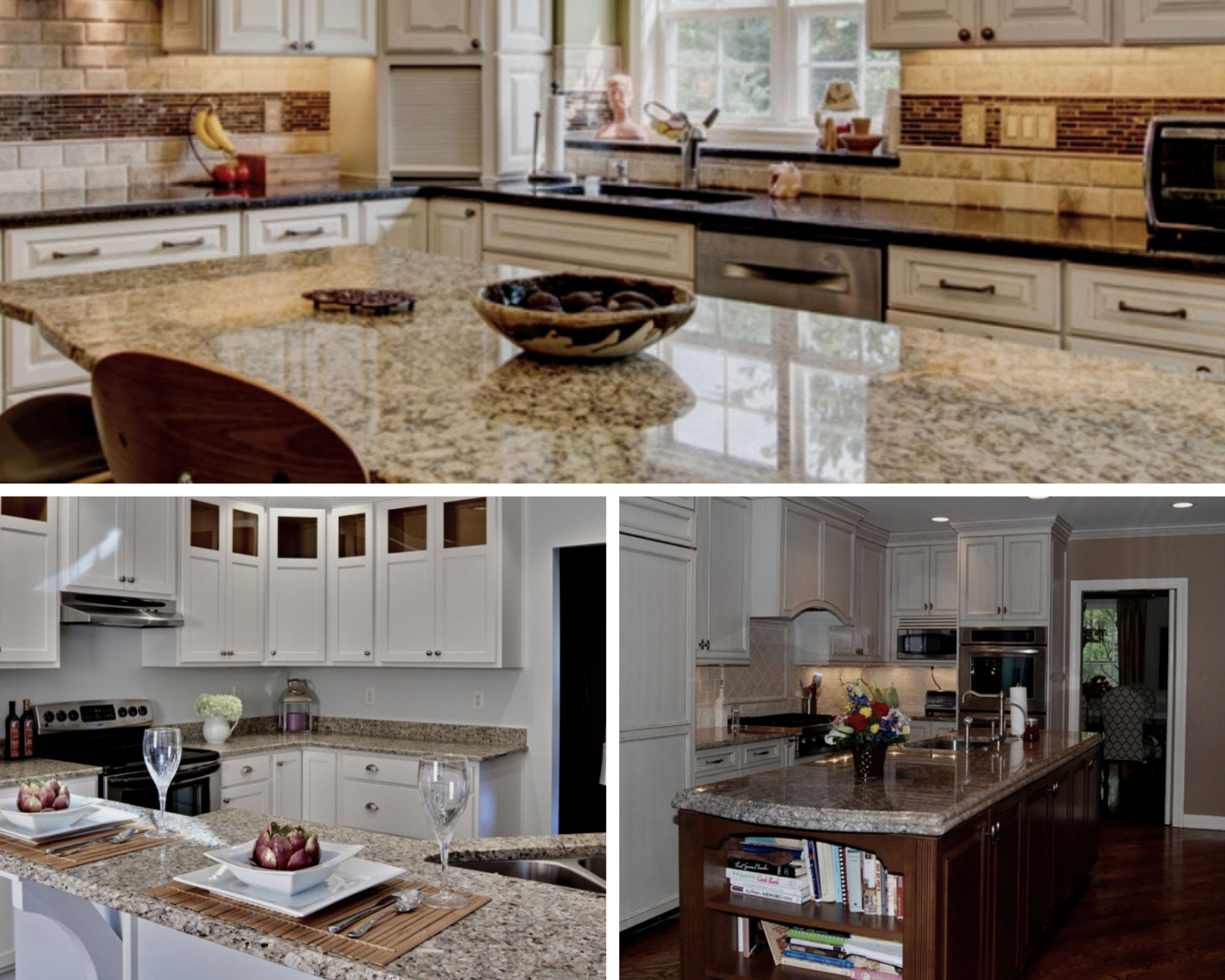 The Best Heights For Granite Countertops
