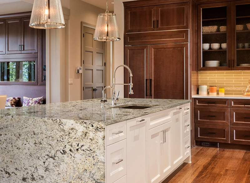 Favorite Natural Granite Counters To