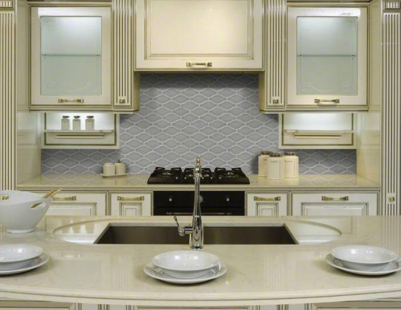 Beautiful Ceramic Tile Backsplashes To Transform Kitchen And Bath