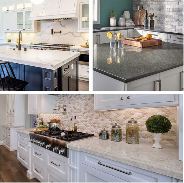 The Many Looks of Quartz Countertops