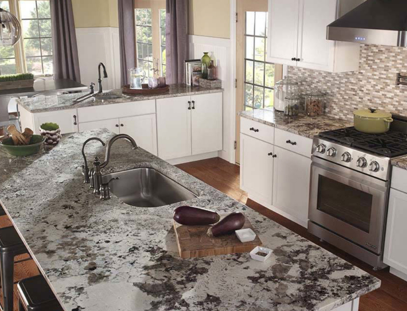 10 FAQs About Granite Countertops