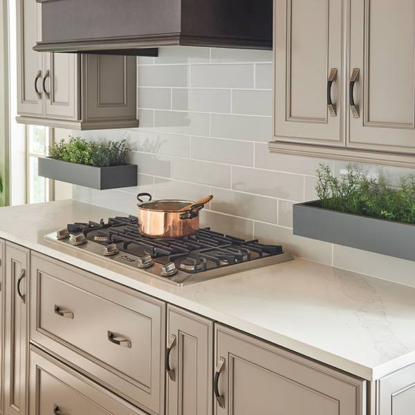 Hit A Design Home Run With Pro Quartz And Subway Tile Pairings