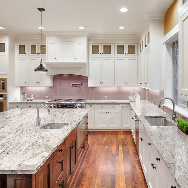 How To Perfectly Match Granite Countertops to Kitchen Cabinets