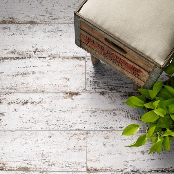 porcelain whitewashed wood tile