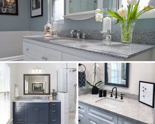 benefits of installing natural stone for your hotel bathroom countertops
