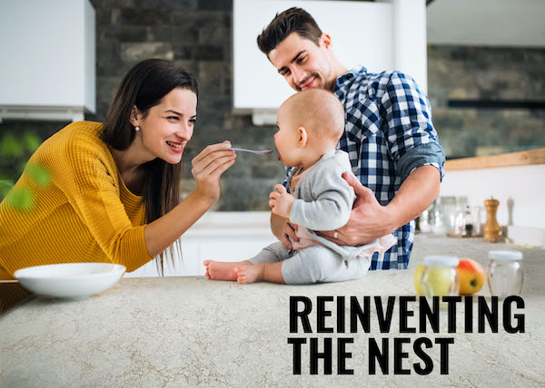 Trend Spotlight: Reinventing the Nest