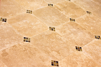 Caring for Travertine Tile
