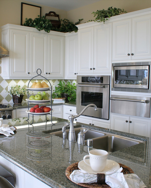 Granite Countertops: The Workhorse of the Kit