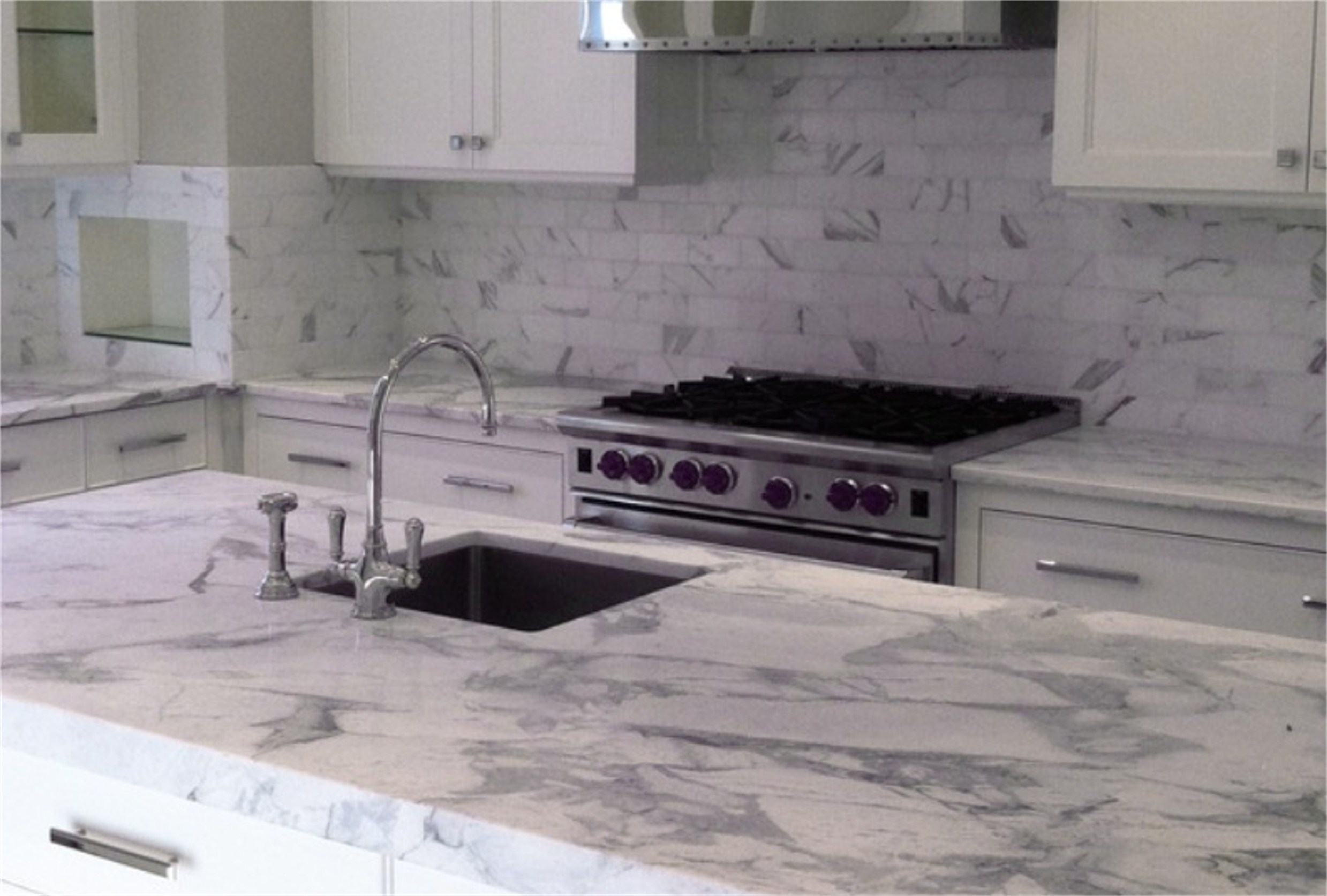 Natural Stone Series: Is Grey the New White?
