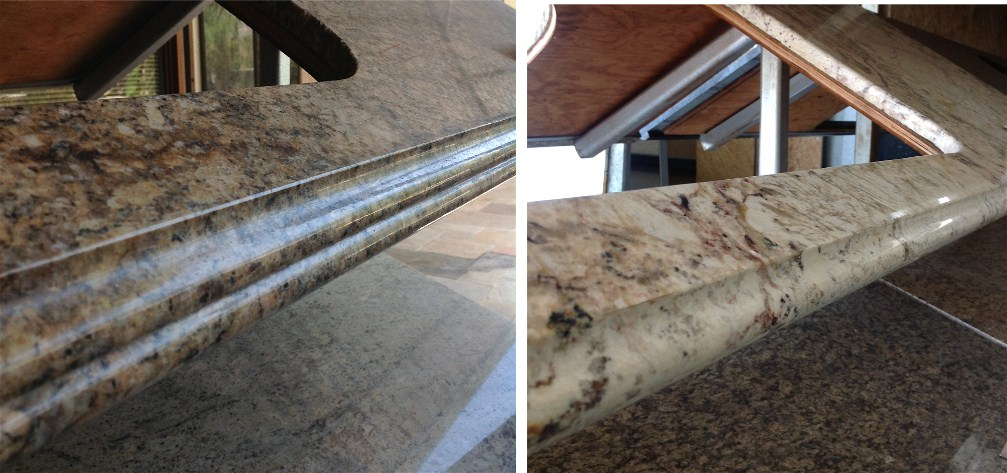 Countertop Nosing Options : Ancient Influences: History of Modern Granite Edge Profiles