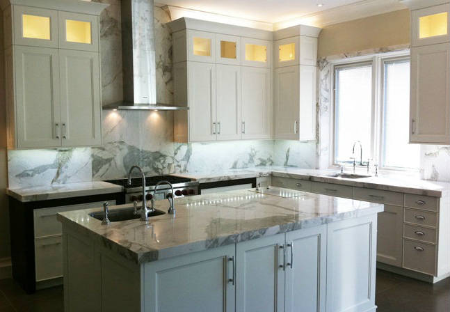 Marble+Countertop