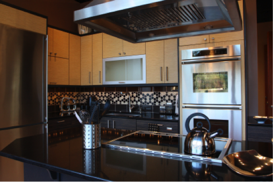 Black Granite Countertops The Royal Appeal