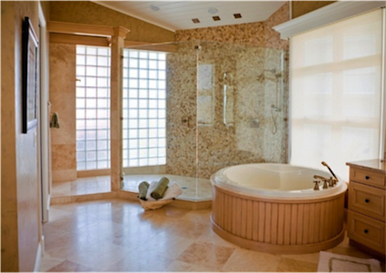 Travertine_bathroom