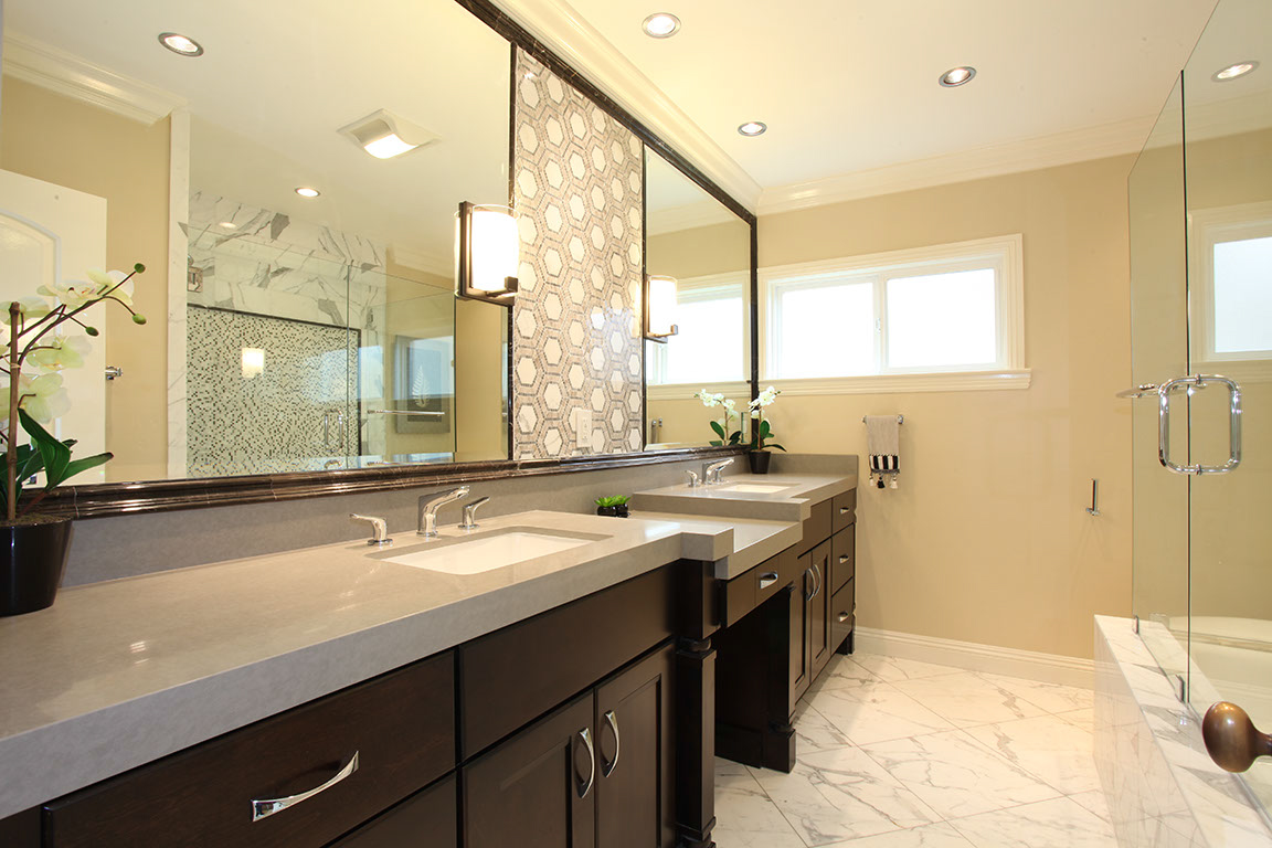 The Latest Marble Amp Granite Countertop Trends Waterfalls