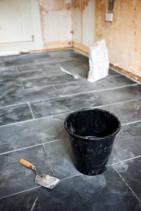 Slate-Flooring