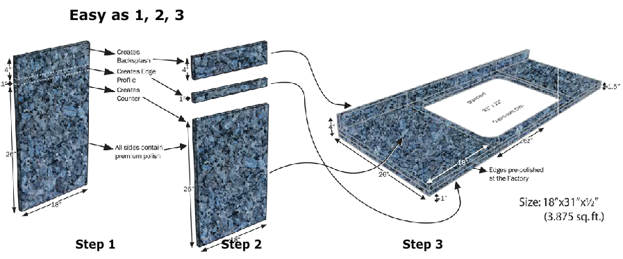 Granite+Countertop