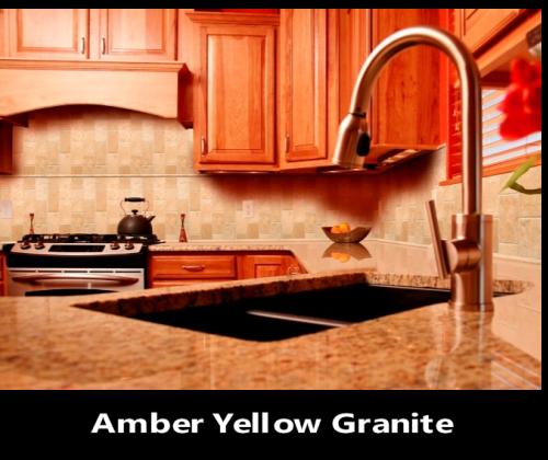 Amber-Yellow