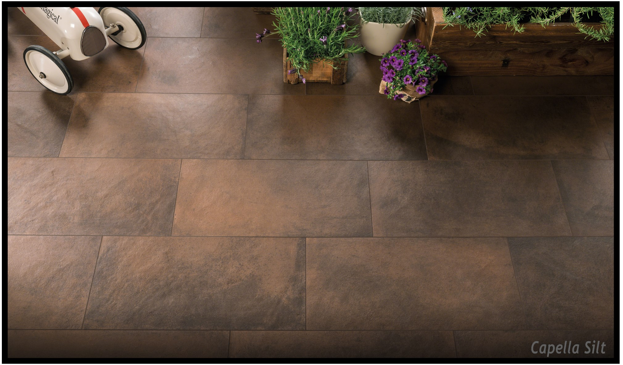Improving Upon Perfection: Capella Porcelain Tiles