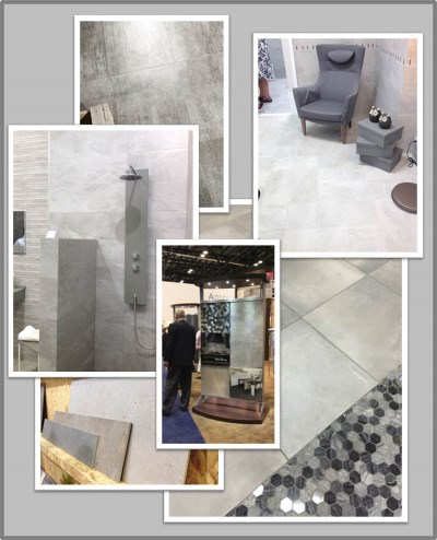 Top 5 Premium Surface Trends Seen at Coverings 2015