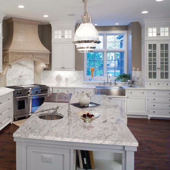 Cost Of Kitchen Cabinets And Countertops: Take It For Granite: Tips For Choosing Granite Countertop