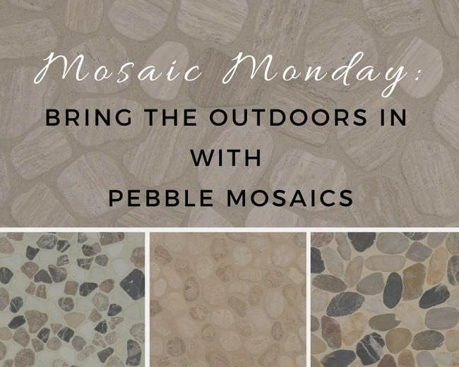 pebble-mosaic