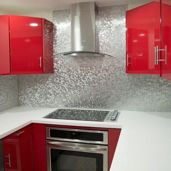 silver-aluminum-3D-mosaic