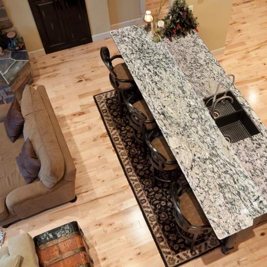 ice-blue-granite-countertop