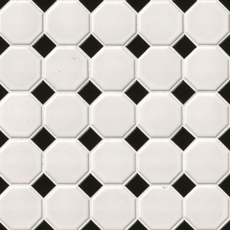 black-matte-octagon-wall