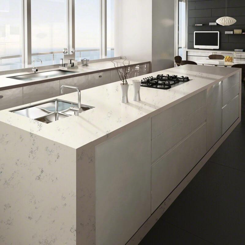 Beautiful MSI's 5 Most Popular Marble Lookalike Quartz Countertops GO34