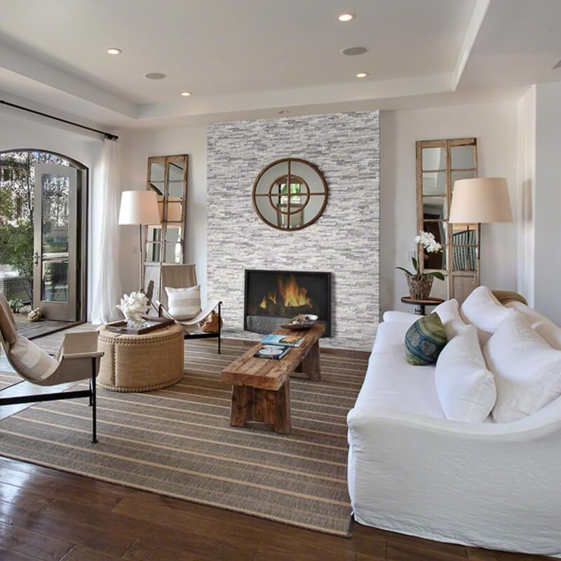 Essential Diy Tips And Tools For Professional Stacked Stone Fireplaces