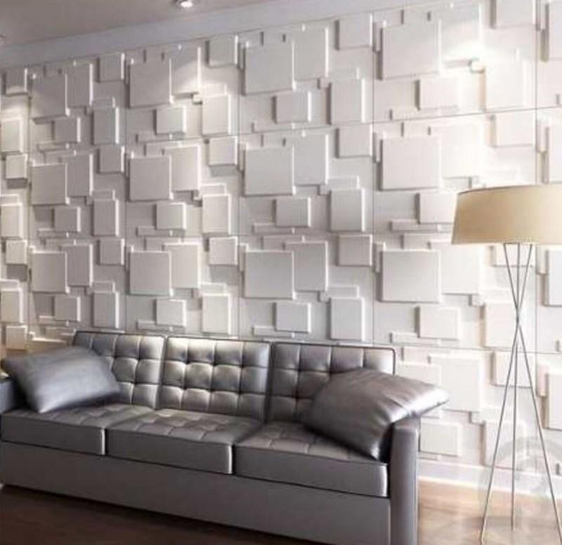 3D Accent Walls