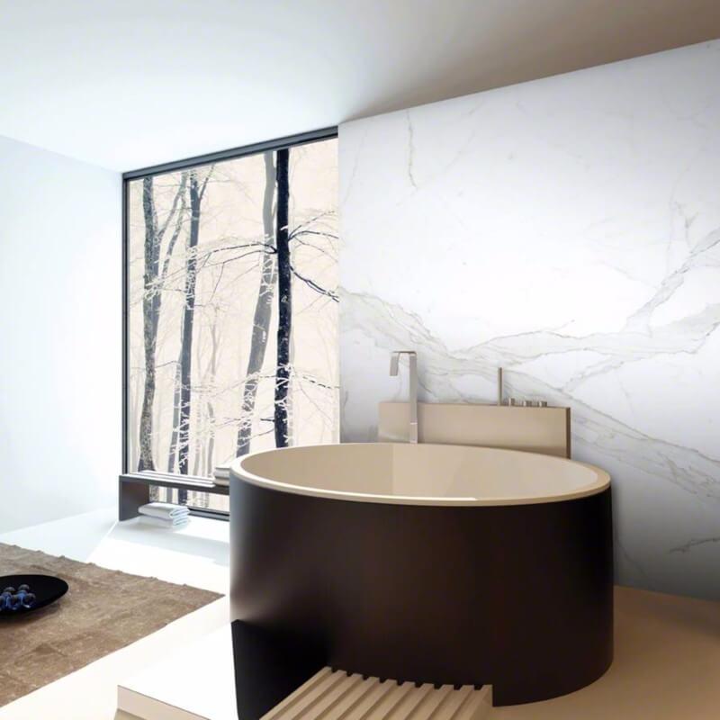 Calacatta-porcelain-tile