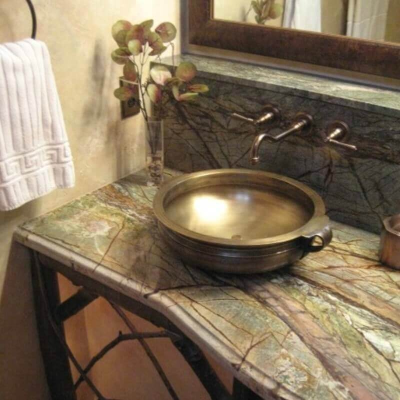 rain-forest-marble-countertop